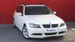 2007 BMW 3 Series 325i Touring A/t (e91)