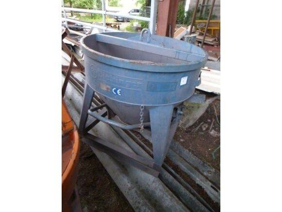 Sale cufa concrete lenaerts bielat - ref6 concrete mixer for  by - 2019