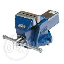 "Bench Vise Record UK 8"" Omr45"