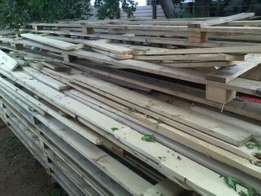 imported pine timber