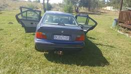 BMW 316i 1994 to swop for golf