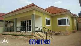 Your own choice very beautiful house for sale in Kira ntinda
