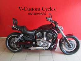 Totaly Customized VROD! Price Has Been Reduced by R10 000.00!