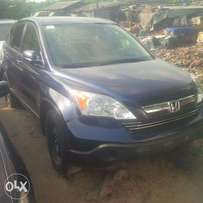 Tincan Cleared Tokunbo, Honda CR-V, 2008, Very OK To Buy From GMI.
