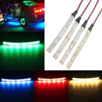 DC12V 5050 5M LED Strip Light White Blue Red Green Waterp