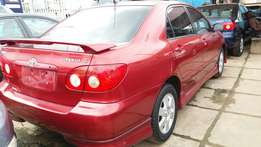 Extremely Clean Toks Toyota Corolla Sport 2006