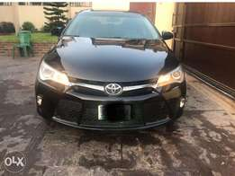 2015 Toyota Camry Nigerian used (7 months used)