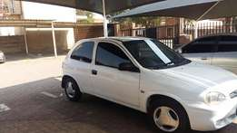 2006 Opel Corsa 196000 Kilometers foe sale