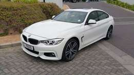 2016 BMW 420D Gran Coupe M-Sport with 16 000km for only R 595 000.00