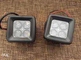 3inches square led spot lights