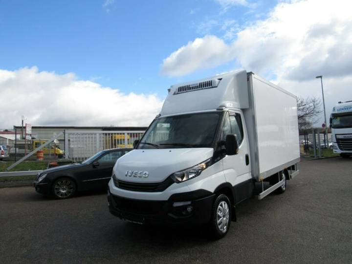 Iveco Daily 35S13 Kühlkoffer Frischdienst Maxi - 2018