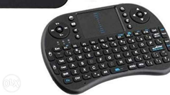 Mimi touchpad keyboard mouse