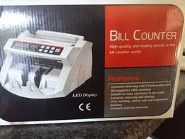 Electronic note counter