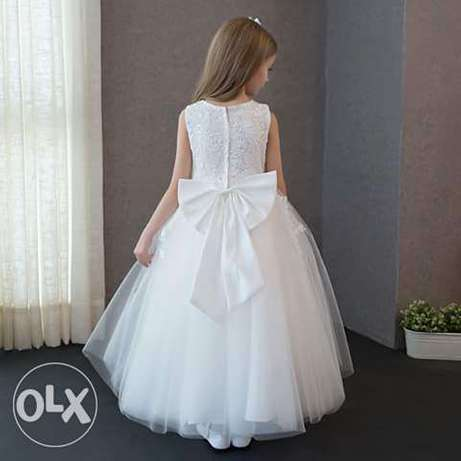 Flower girl dress for rent
