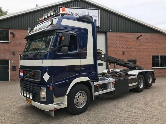 Volvo FH 480 6X2 30 ton NCH /Abrollkipper Manual Euro 5 - 2008