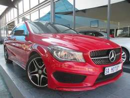 2014 Mercedes Benz CLA 220 CDI Automatic