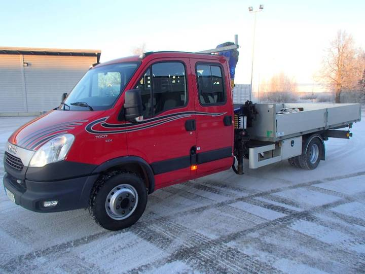 Iveco Daily 70 C 17 - 2013