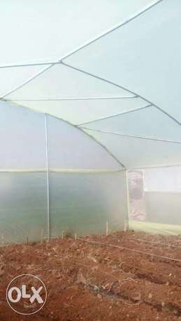 Greenhouses construction-Steel structured Ruai - image 6