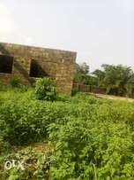 108x115ft for sale at ugbor,GRA