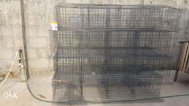 Poultry Cages Ijebu Ode - image 1