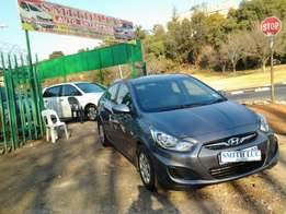 2013 hyundai accent 1.6 for sale