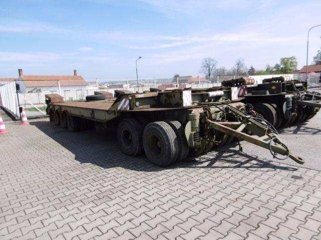 transporta p-50(id10455) platform - 1965