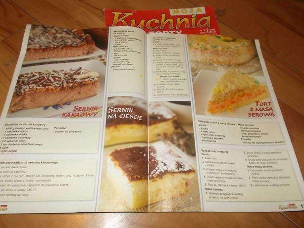 Kuchnia Moja Kuchnia Czasopismo Mielec Olxpl