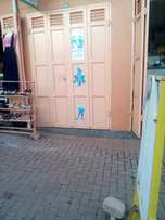 Shop for rent at Mutungo trading center tiled