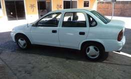 1998 Opel Corsa 130i 4door sedan