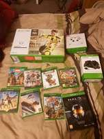 4 days sales brand new Xbox One S Console (1TB) + 5 Games