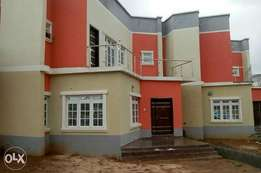 A tastefully finished &brand new 4bedroom terrace duplex at Sam Nujoma
