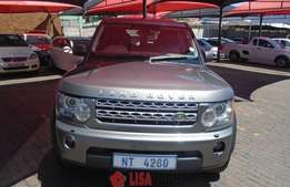 Land Rover Discovery 4 3.0 TD/5D V6 S