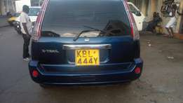 Nissan Xtrail. 2008 model KCM number. Loaded with alloy rim.