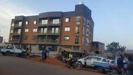 Commercial apartment on sale in makindye-kibuye at 600k$ earns 25m