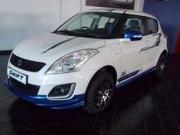 2017 Suzuki Swift 1.2 GL RS Edition, BRAND NEW, selling for R184 900