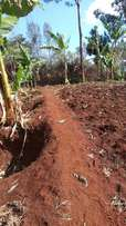 1/2 an acre plot for sale at Kenol town,prime area.2.3 kms off tarmac