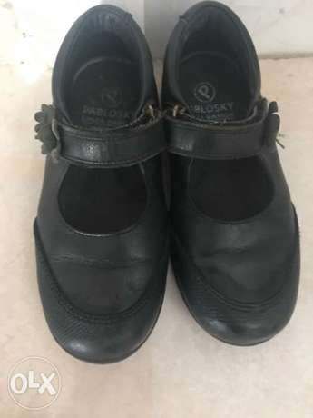 pablosky shoes for girls size 28