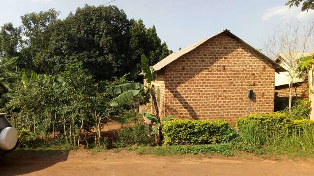 Seated on 120ft by 60ft house with empty land on sale in Gayaza at 58m Wakiso - image 3