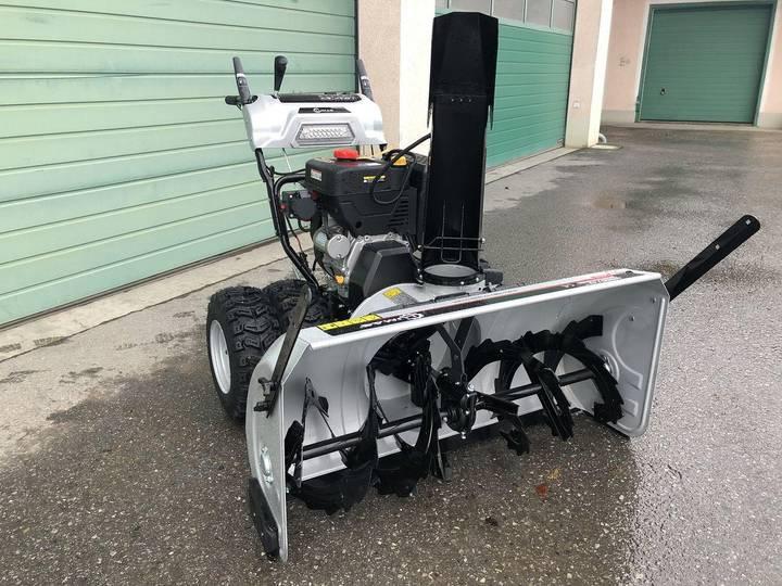 SFR 110Pro Doppelrad 11 PS - 2019