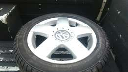 Polo rims and wheels 15 Inch