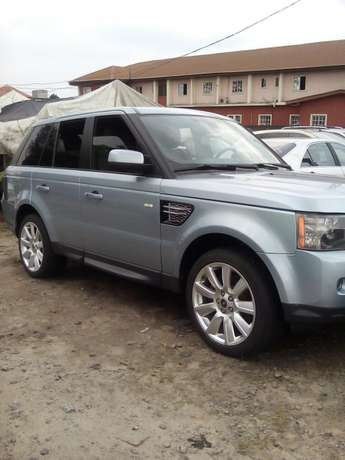 Land Rover Range Rover sport HSE luxury 2013 bought brand new Port Harcourt - image 3