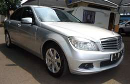 2009 Mercedes-Benz C180K BE A/T