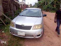 Toyota corolla for sale very sharp buy and drive no issue