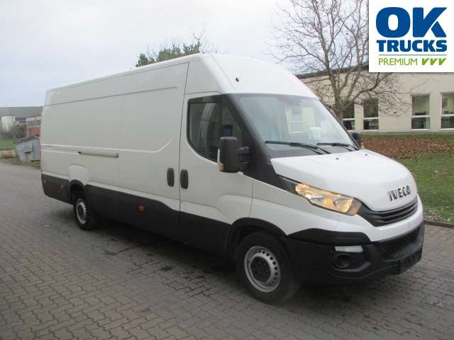 fcc14ab8b8 Iveco Daily 35S14V Euro6 Klima ZV - 2016 for sale