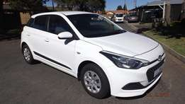 2016 Hyundai i20 1.2 motion in good condition