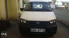 Very clean Toyota Townace white