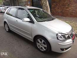 used cars in johannesburg! immaculate 2008 sunroof vw polo leather int
