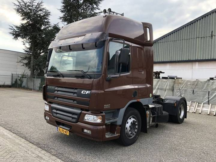 DAF Cf 75.250 Sc - Nl Truck - Manual - Top! - 2001