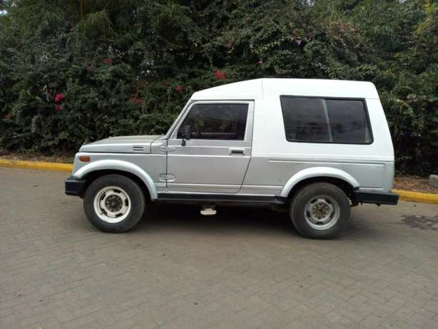 Maruti Gypsy King.Manual EFI. Perfect cargo vehicle. Rear Leaf Spring Karen - image 3