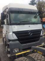 Mercedes Axor Head trailer Just arrived on sale